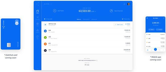 Gatehub Review ▷ Cosa ha da offrire il portafoglio con scambio integrato!